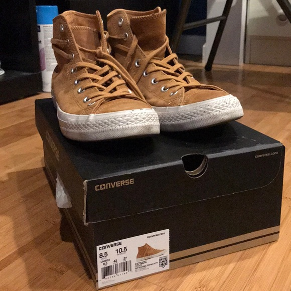 307f703b3391 Converse Other - Converse chuck taylor all star nubuck high top